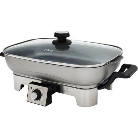 Oster Designed for Life Removable Skillet (Certified Refurbished)