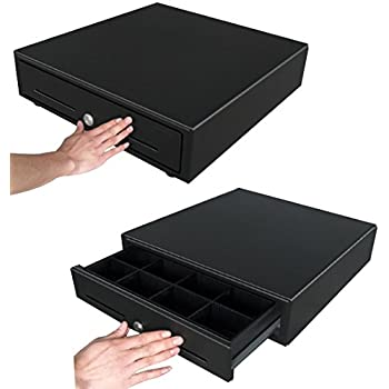 how to open pos cash drawer without key