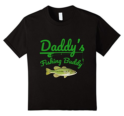 Fishing Buddy Kids T-shirt - 1