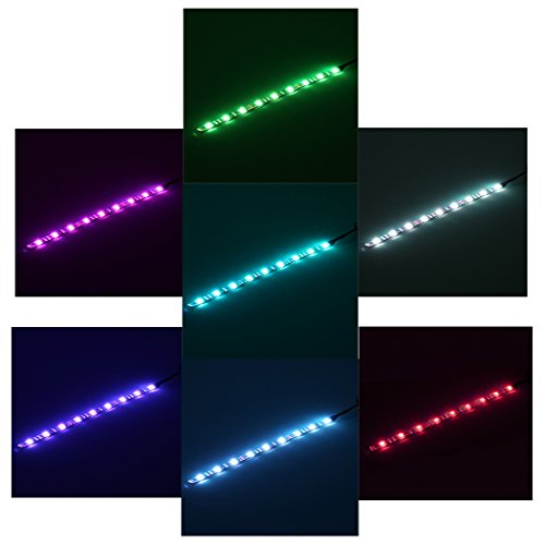 Apg 12pcs motorcycle underglow neon led strip light kit multicolor apg 12pcs motorcycle underglow neon led strip light kit multicolor atmosphere strip accent lights with remote aloadofball Choice Image