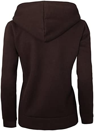 TAM WARE Women Slim fit Zip-up Hoodie Jacket
