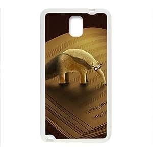 Creative Book Animal Custom Protective Hard Phone Cae For Samsung Galaxy Note3