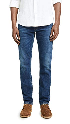 Citizens of Humanity Men's Bowery Standard Slim Jeans in Riverside Blue Wash, Riverside Blue, 40 from Citizens of Humanity