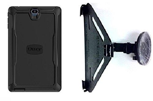 SlipGrip Car Holder Designed For Verizon Ellipsis 8 HD Tablet Otterbox Defender Case (Ellipsis 8 Case Otter Box)