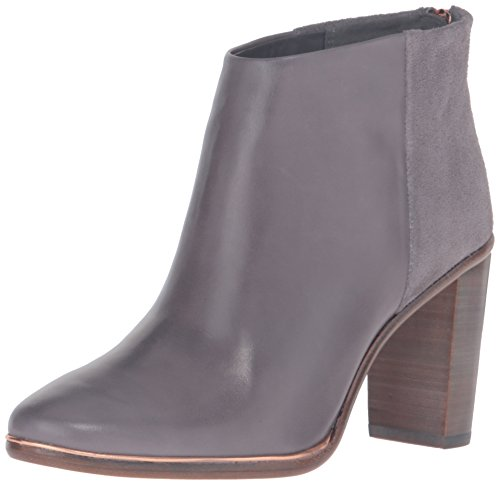 Casual Baker Women's AF Lorca Ted Dark 3 Boot Grey Lthr Bootie Ankle nFHZqnfw