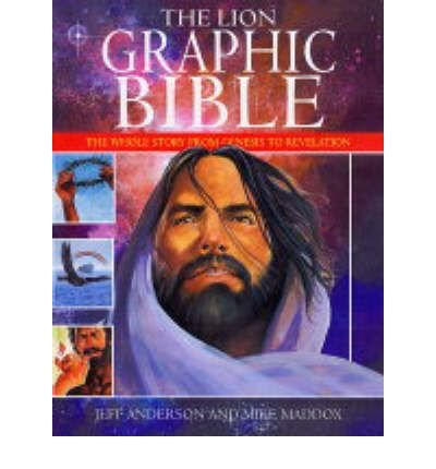 [ [ [ The Lion Graphic Bible: The Whole Story from Genesis to Revelation [ THE LION GRAPHIC BIBLE: THE WHOLE STORY FROM GENESIS TO REVELATION BY Maddox, Mike ( Author ) Sep-01-2004[ THE LION GRAPHIC BIBLE: THE WHOLE STORY FROM GENESIS TO REVELATION [ THE LION GRAPHIC BIBLE: THE WHOLE STORY FROM GENESIS TO REVELATION BY MADDOX, MIKE ( AUTHOR ) SEP-01-2004 ] By Maddox, Mike ( Author )Sep-01-2004 Hardcover ()