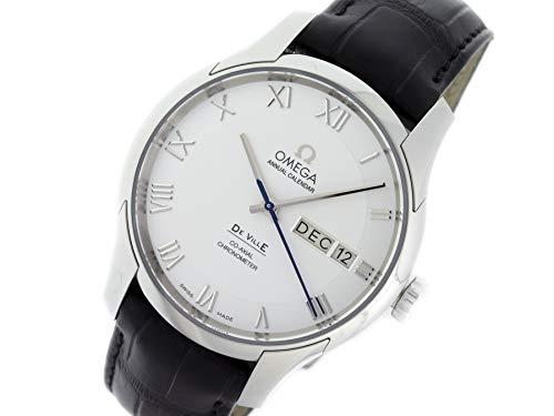 Omega De Ville Automatic-self-Wind Male Watch 431.13.41.22.02.001 (Certified ()