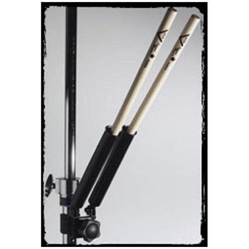 Vater VSHS Single Pair Clamp On Drum Stick - Drum Holder Single Clamp