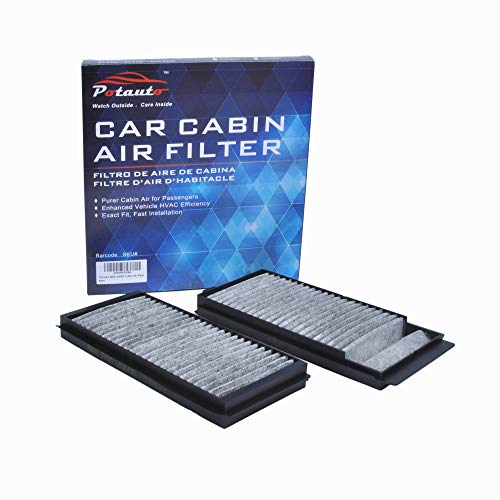 POTAUTO MAP 2009C (CF10218) Replacement Activated Carbon Car Cabin Air Filter for MAZDA, 3, 5 (Napa To Fram Air Filter Cross Reference)