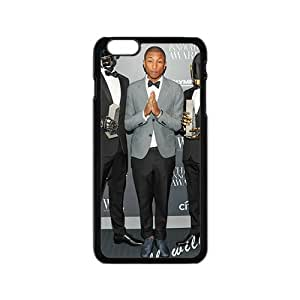 Pharrell Williams Cell Phone Case for Iphone 6