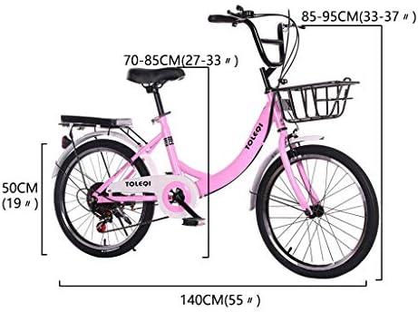 Bicicleta para niños Bicicleta de 20 Pulgadas con Freno de Correa ...