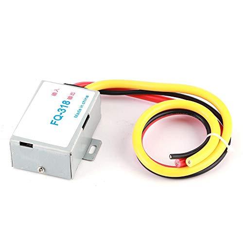 Ruisfilter Audio Power Filter Stereo 12 V Auto-audiosysteem Ruisonderdrukker