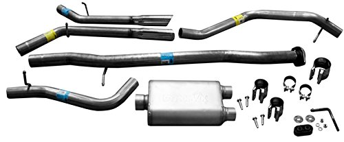 Dynomax Bolt - Dynomax 39468 Stainless Steel Exhaust System