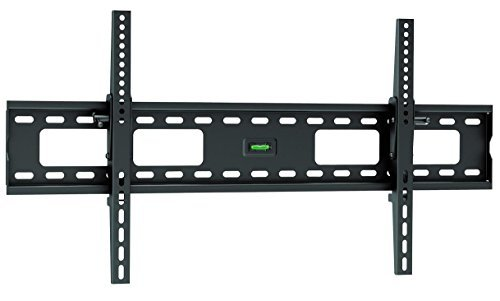 Ultra Slim TV Wall Mount Bracket Sony XBR55X900F with Low Profile 1.7 fom Wall - 12° Tilt Angle - Reduced Glare!