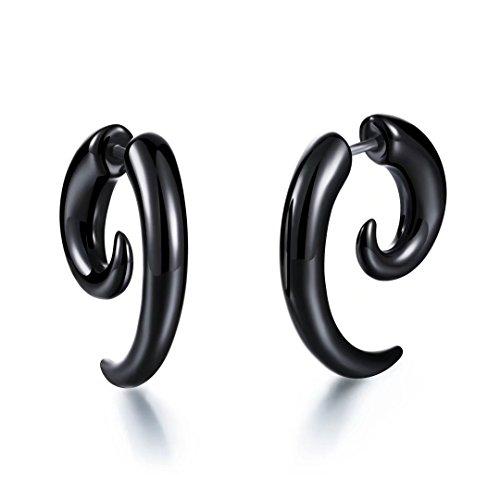 Womens Acrylic Horn - 5
