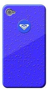 Roxy RX211785 - Cubierta para Apple iPhone 4/4S, azul