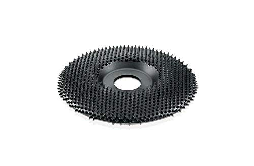 Kutzall Extreme Shaping Disc - Very Coarse, Tungsten Carbide Coating: 4-1/2