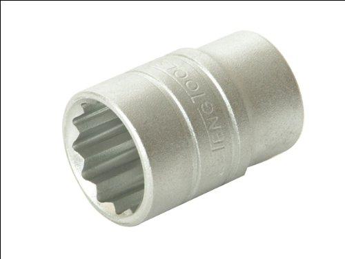 Teng M120122c Regular a//F Bi-Hexagon Socket 11//16in 1//2in Square Drive
