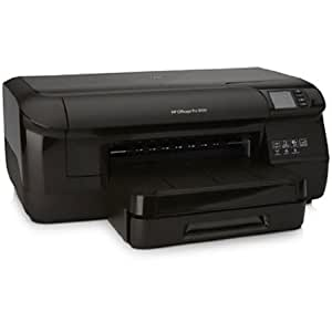 HP Officejet Pro 8100 - Impresora de tinta (b/n 20 PPM, color 16 PPM, 4800 x 1200 DPI, USB)