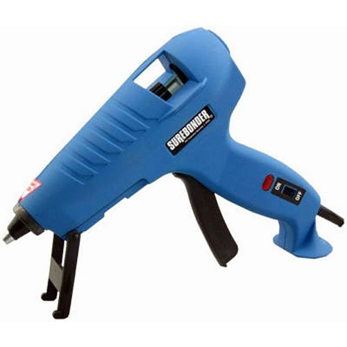 Surebonder H-280F 60-watt High-Temperature Glue Gun, Blue by Surebonder