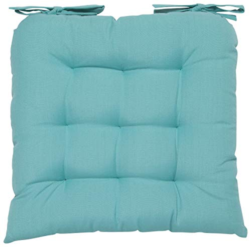 Now Designs Renew Collection Padded Chair Cushion,