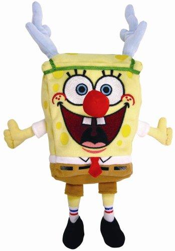 Sponge Bob SleighRide Ty Beanie Babies