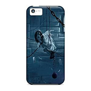 LAp43487TWrV Mycase88 Captive Angel Durable Iphone 5c Cases
