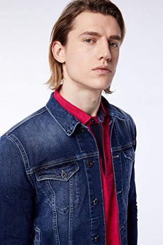 Gas Giubbino in Jeans da Uomo  xXLHT