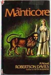 The manticore: A novel