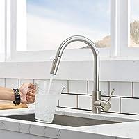 Comllen Best Quality Commercial Brushed Nickel Kitchen ...