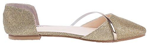 doré Shoes Petit AgeeMi Paillette Talon Femmes Escarpins EuD50 Sexy Escarpin Femme Boucle Doré Chaussures APAqwZan