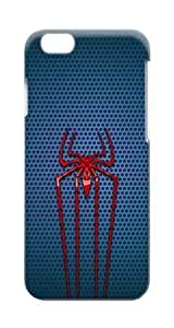 Fashion 3D Hard Case Bumper for iPhone 5C Spiderman Logo Scratch-Proof Hard Back Case Cover for iPhone 5C es