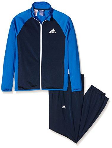 adidas Kinder Entry Trainingsanzug, Conavy/Blue, 140