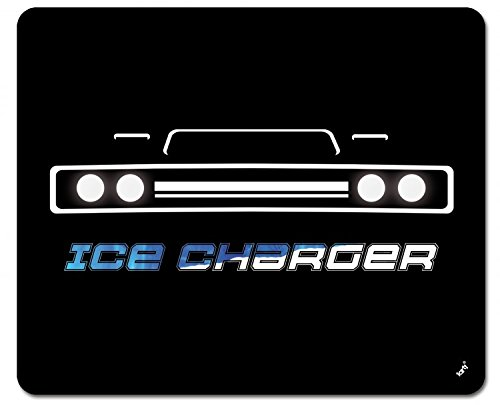 - 1art1 The Fast and The Furious Mouse Pad - Ice Charger (9 x 7 inches)