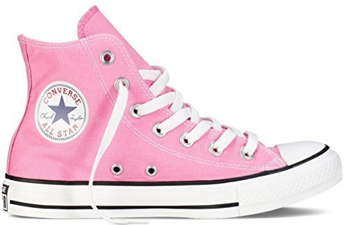 Converse Unisex Chuck Taylor Hi Top Canvas Shoes (7.5 Men/ 9.5 Women) ()