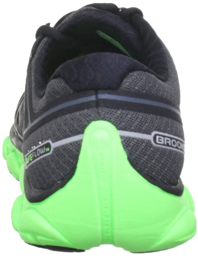 Laufschuhe 2 Flow Green Pure Black Brooks Herren x14pIq