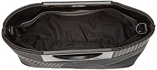 Kaporal Orida - Borse a tracolla Donna, Noir (Black), 14x29x37 cm (W x H L)