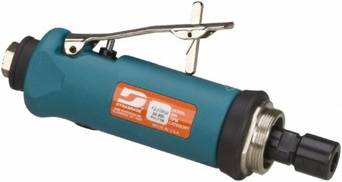 Dynabrade 51815 - .4 hp Router/Air Motor 30,000 RPM 1/4'' Collet Front Exhaust by Dynabrade