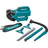 Makita LC09Z 12V max CXT Lithium-Ion Cordless Vacuum, Tool Only