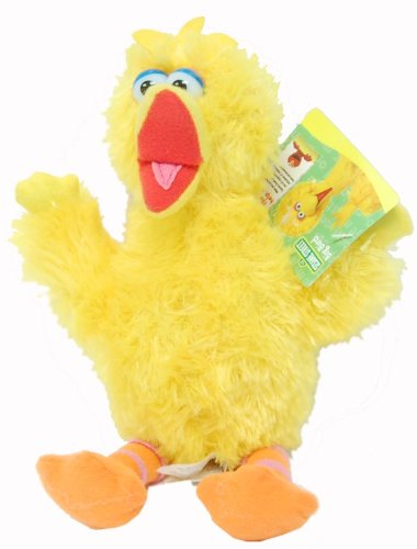 Sesame Street Big Bird Plush 9 Inch Stuff Doll - Big Bird Plush Doll