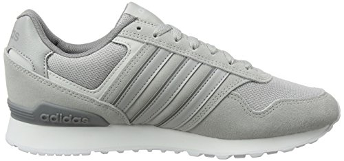 Two Two Grey Three 10k adidas Grau F17 F17 Grey Herren F17 Fitnessschuhe Grey qT8IXw1