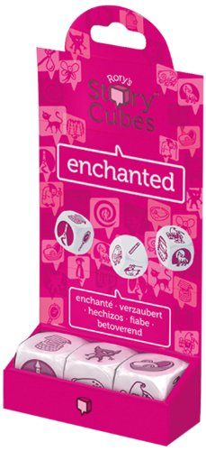 Story Cubes Enchanted [Multilingual] by The Creativity - Cube Enchanted