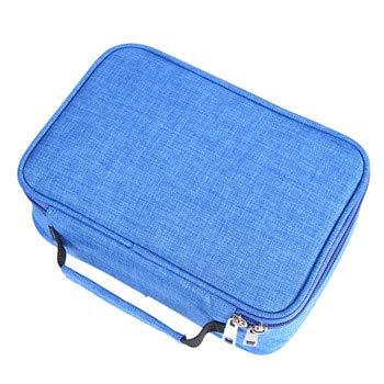 Amazon.com : | Pencil Cases | Oxford Cloth Pencil case Rose ...