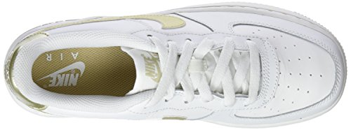 Blanco Baloncesto para de 1 Summit White 127 Nike Star Air Mujer White Force Zapatillas Gold Summit Mtlc GS 0qHnYzwU