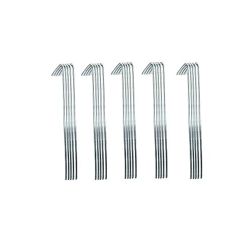 6.5 in. Aluminum Chain Link Fence Ties (100 PCS)