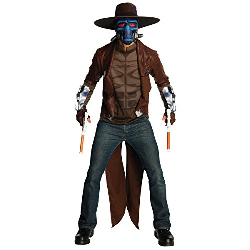 Deluxe Cad Bane Costume - X-Large - Chest Size 44-46]()