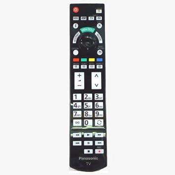 Mando a distancia panasonic N2QAYB000715 TX-L42ETW50 TX-L47DT50 TX-L42DT50: Amazon.es: Electrónica