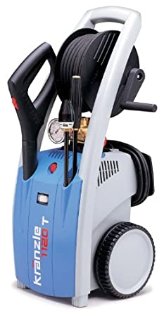 Nacecare K-1120T Pressure Washer with Dirt Killer and Vario Nozzle, 1200 psi, 2.1 GPM Flow Rate