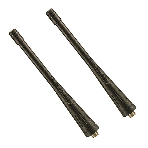 Antenna Replacement for Ansoko Walkie Talkies (2 Pack)