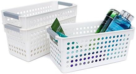 Honla Plastic Storage Baskets Organizer product image